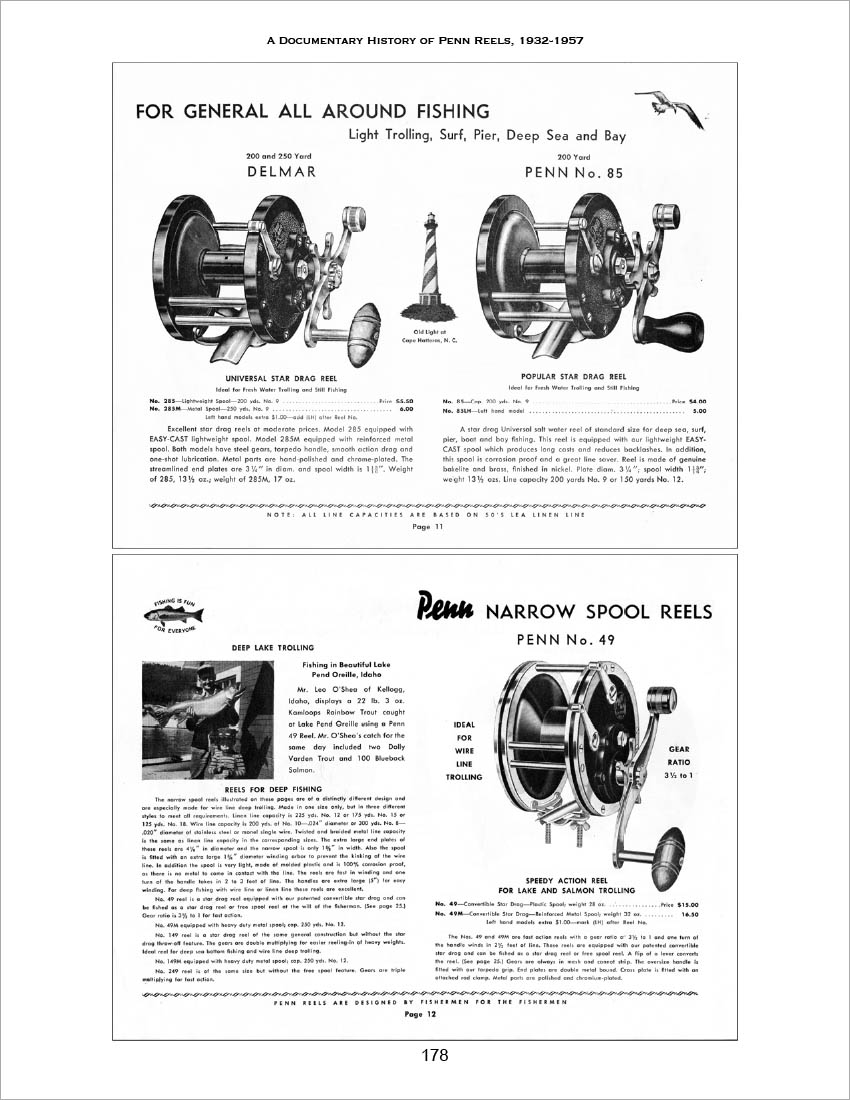 The whitefish press michael cacioppo a documentary history of the whitefish press michael cacioppo a documentary history of penn reels 1932 1957 pooptronica Images